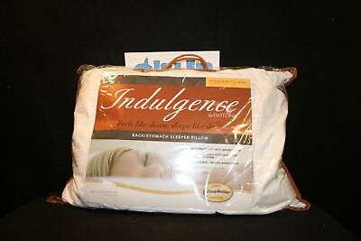 Isotonic® Indulgence™ Synthetic Down Alternative Full/Queen Back/Stomach Sleeper