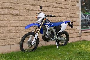 2015 Yamaha WR450F Brand New Fuel Injected Enduro Runout model Rochester Campaspe Area Preview