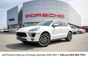 2015 Porsche Macan S Certified Pre-Owned Warranty With Unlimited