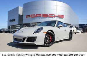 2018 Porsche 911 4 GTS Certified Pre-Owned Warranty With Unlimit