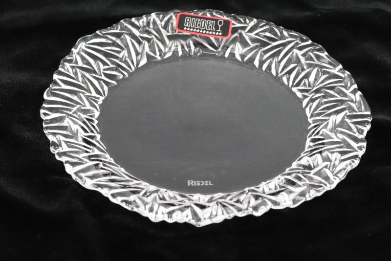 RIEDEL Patterned Glass Plates