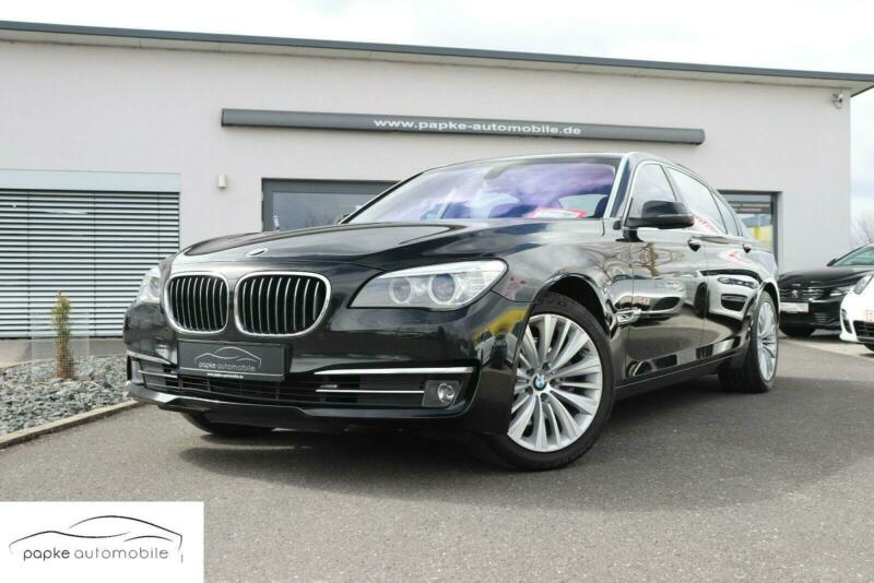 BMW 730Ld F02 Edition Exclusive +COMFORT+HEAD-UP+PDC