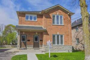Large, renovated 5 bedroom apartment near UWO.  Available May 1
