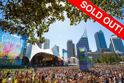 Field Day 2018 Sydney Tickets SOLD OUT