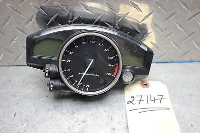 04-06 Yamaha R1 Gauges Speedo Tach Cluster Speedometer 27K