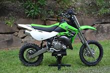 Kawasaki 2014 KX65 Like New Bonogin Gold Coast South Preview
