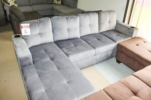 BEAUTIFUL SECTIONAL COUCHES AVAILABLE