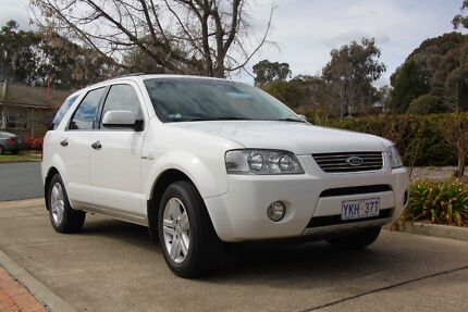 2005 Ford Territory Wagon Mawson Woden Valley Preview