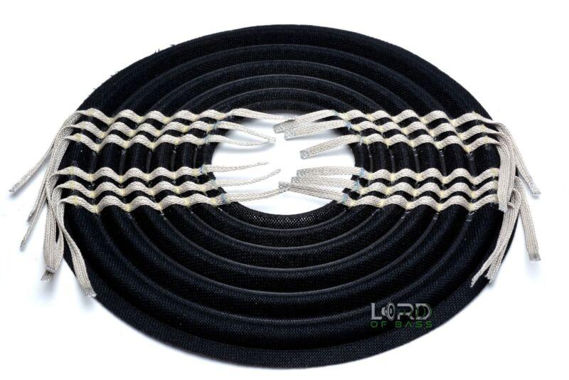 "10"" x 3"" Progressive Roll Subwoofer  Spider  Triple flat Leads GR/ZP038#4"
