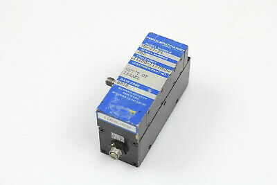 Frequency Sources Microwave Oscillator 11200-11770 Mhz Ms-77-24 Sma