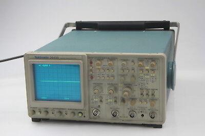 Tektronix 2445b 200mhz Oscilloscope 4