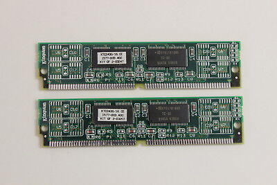 KINGSTON KTC2430/16 16MB 72 PIN SIMM MEMORY KIT (2 X 8MB) COMPAQ