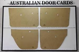 Holden HG, HT Door Cards, Blank Trim Panels. Sedan, Wagon. Qualit Wangaratta Wangaratta Area Preview