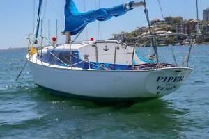 Clansman 30 Long Keel Yacht