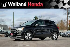 2014 Chevrolet Trax 1LT -  ACCIDENT FREE| WINTER TIRES
