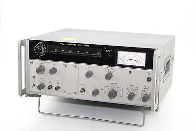 Marconi Instruments Fm Am Modulation Meter Tf2300b 52300-920f