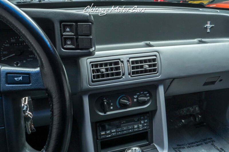 Image 15 Coche Americano usado Ford Mustang 1993