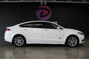 2018 Ford Fusion Energi SE navigation cuir mags