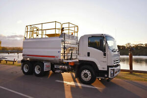 Isuzu FVZ 260-300 13,000Lt Galvanised Water truck Ormeau Gold Coast North Preview