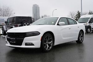 2017 Dodge Charger SXT - ALLOY WHEELS, LEATHER, SUNROOF, NAVI!