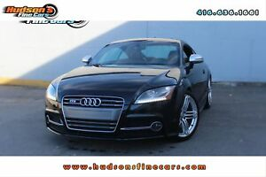 2011 Audi TTS 2.0T ACCIDENT FREE, CERTIFIED,MINT CONDITION