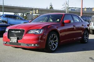 2016 Chrysler 300 S- SUNROOF, LEATHER, NAVI, ALLOY WHEELS, PUST