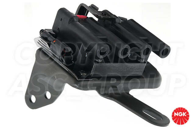 New NGK Ignition Coil For HYUNDAI Lantra 1.6 Saloon 1995-98