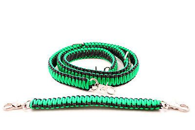Firefighter Ems Police 550 Paracord Radio Strap Sling 60 W 13 Stabilzer Green