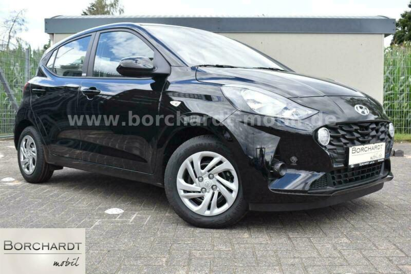 Hyundai New i10 1.0 M/T Select+Funktionspaket,SHZG,PDC