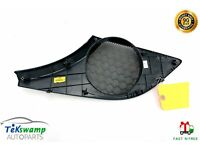 Jaguar XF 09-15 Speaker Grille Cover Dashboard Truffle