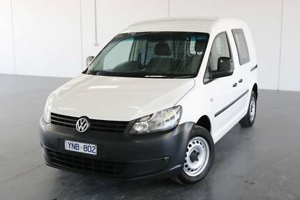 2013 Volkswagen Caddy Van/Minivan Lyndhurst Greater Dandenong Preview