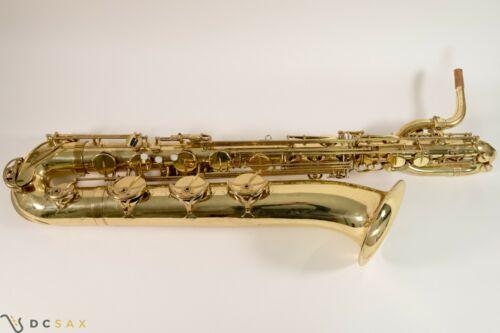 Yamaha YBS-52 Baritone Saxophone, Just Serviced