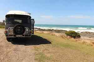 PRICE DROP Toyota Coaster Campervan Cairns Region Preview