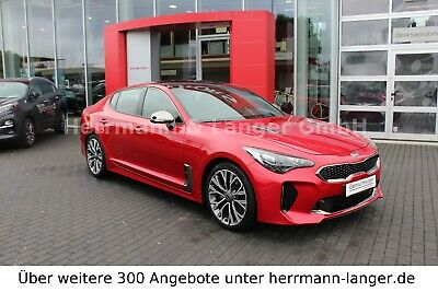 KIA Stinger GT-Line 2WD Panoramadach Exclusive
