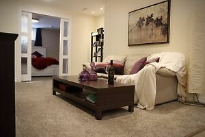 Beautiful Basement Suite in South by Hospital
