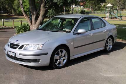 2007 Saab 9-3 93 Sedan
