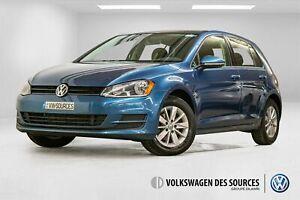 2015 Volkswagen Golf 1.8 TSI Trendline + BLUETOOTH + ECRAN