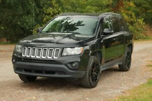 2015 Jeep Compass Sport/North 4x4 | Heated Seats | CERTIFIED