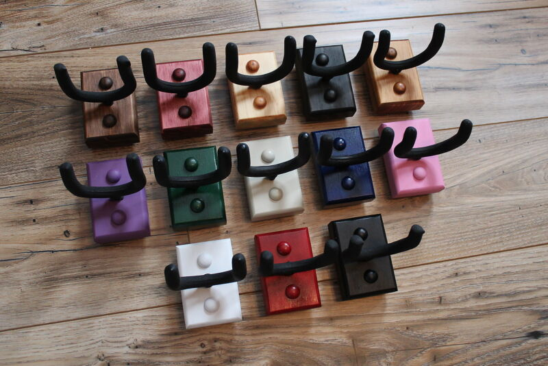 Modern Guitar Rack/Wall mount holder/Hanger - See available colors - New