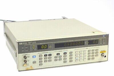 Hp Hewlett Packard 8657b Rf Signal Generator 0.1-2060mhz Opts. 001003