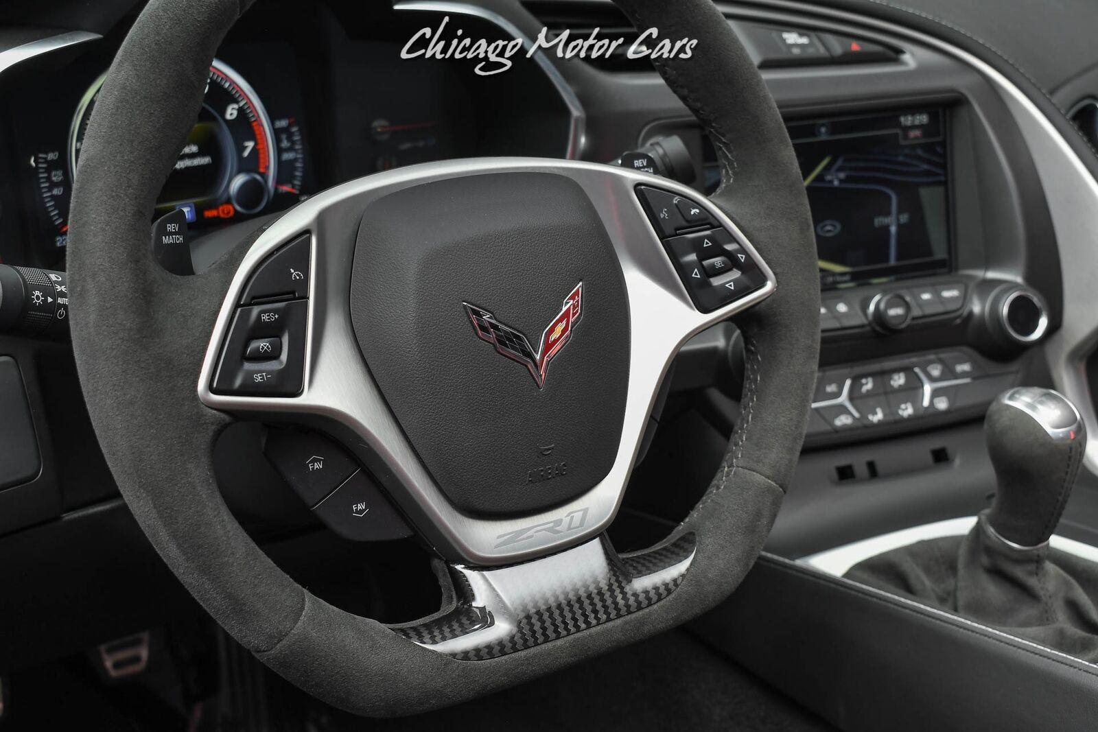 2019 Gray Chevrolet Corvette ZR1  | C7 Corvette Photo 10