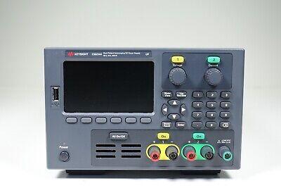 Keysight Used E36234a Dc Power Supply Dual-output Auto-range 2 X 60 V 10 A