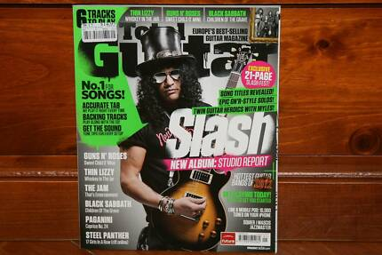 Total Guitar Magazines Salisbury North Salisbury Area Preview