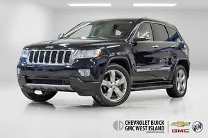 2011 Jeep Grand Cherokee Limited **CUIR ** GPS ** CAMERA ** TOIT