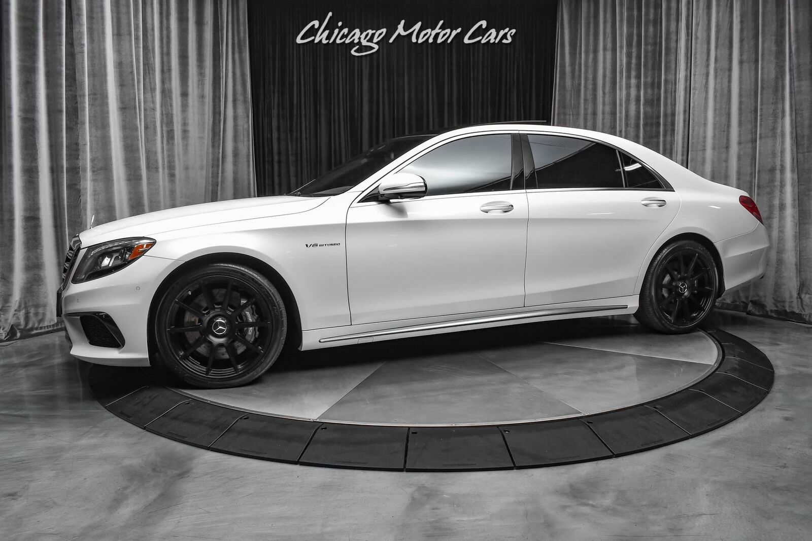 2014 Mercedes-Benz S63 AMG $155k MSRP! Driver Assistance Package! Warmth and  Di