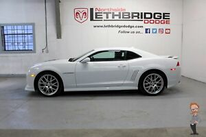 2014 Chevrolet Camaro 2SS 6.2L V8 - AUTOMATIC -LEATHER - SUNROOF