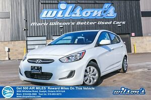 2017 Hyundai Accent HATCHBACK GL | AUTO | HEATED SEATS | BLUETOO