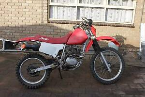 Classic 2001 Honda XR200R Bike for sale Bayswater Knox Area Preview