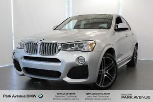 2016 BMW X4 xDrive35i * M Sport Package / GPS / Mags 20 *