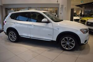2017 BMW X3 xDRIVE 2.8i w/ NAVI / PANORAMIC ROOF